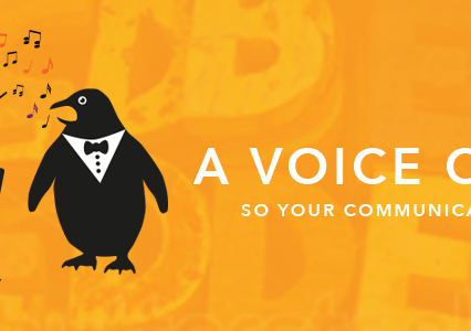 copywriting tone of voice branding london