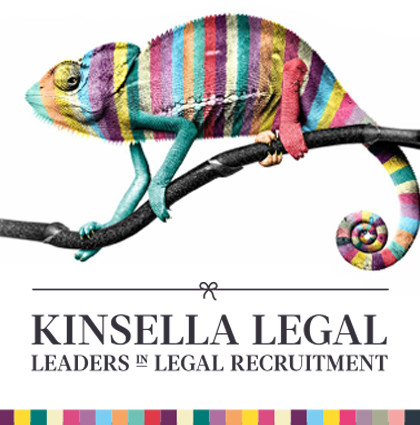 Ads and email campaigns for legal recruitment agency in London