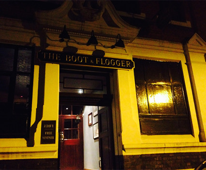 boot and flogger redcross way bankside pub