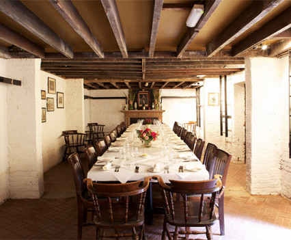 private dining rooms se1 boot and flogger