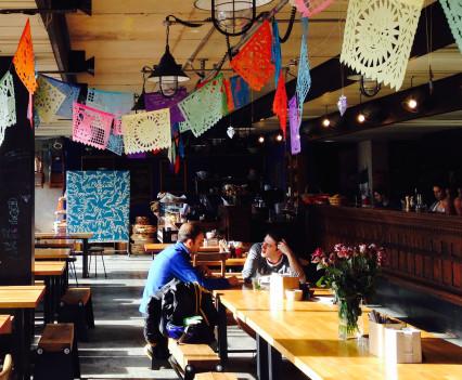 el vergel restaurant se1 bankside