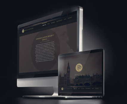 high end website design london