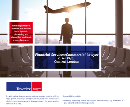 ad design travelex legal week the lawyer