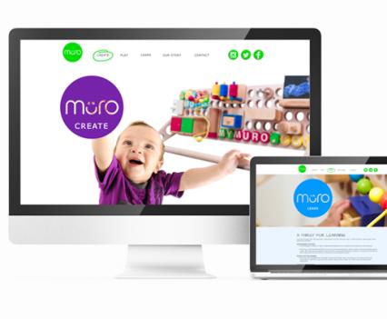start-up investment website design