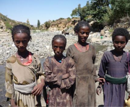 ethiopia water aid