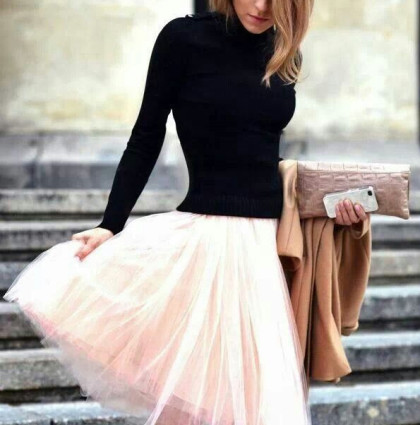 Fashion copywriting for start-up brand Tulle &