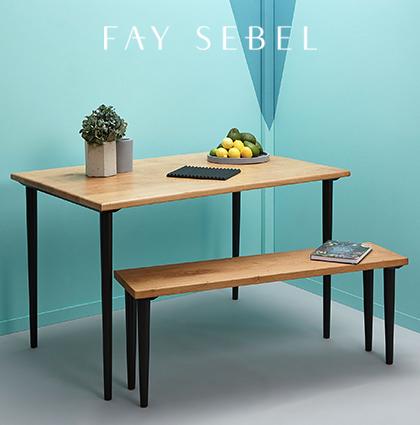 Brand copywriting for furniture designer